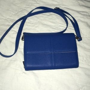 Thirty one cobalt crossbody